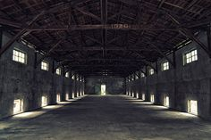 Empty old warehouse | Flickr - Photo Sharing!