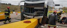 InfoNavWeb                       Informação, Notícias,Videos, Diversão, Games e Tecnologia.  : Acidente com ônibus de romaria deixa 18 feridos na...