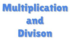 Check out this called 'Multiplication and Division' on Play it now! 3rd Grade Division, First Grade Sight Words, Multiplication And Division, Pretty Wallpapers, Play, Education, Check, Ideas, Onderwijs