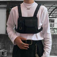 edgy mens fashion Pic# 557 - New Site Fashion Mode, 80s Fashion, Korean Fashion, Fashion Outfits, Fashion Tips, Fashion Trends, Tomboy Outfits, Fashion Vintage, Street Fashion