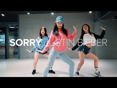 Sorry - Justin Bieber / Mina Myoung Choreography - YouTube