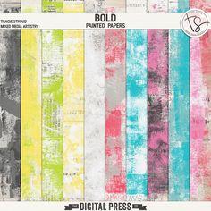Free Bold Digital Pa