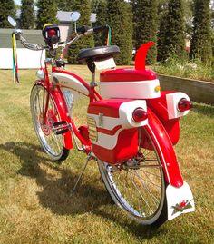 Pee Wee Herman's Bike