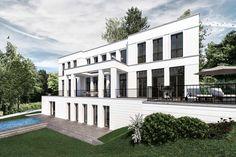 Die realisierten Bauten des Büros belegen eine auf die Weiterentwicklung der überlieferten Bautradition gerichtete architektonische Haltung.