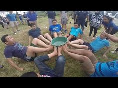THE NIELSEN COMPANY INDONESIA - TEAM BUILDING GAME - YouTube