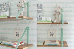 Verde menta para o quarto do bebê. Decoração moderninha criada pela Triplex Arquitetura traz bossa ao quartinho do primeiro filho de um jovem casal