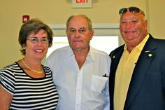 Sea Tow founder honored by nationwide marine trade group. #seatow #30years #charleschapman