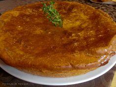 7gramas de ternura: Empanada de Atum