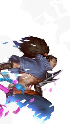 Legends of Runeterra LoL Yasuo Jinx HD Mobile, Smartphone and PC, Desktop, Laptop wallpaper resolutions. Lol League Of Legends, League Of Legends Yasuo, League Of Legends Characters, Sci Fi Characters, Character Art, Character Design, Character Wallpaper, Geek Girls, Manga Girl