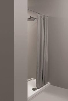 GAL_shower curtain_solid color fabric by Parà Tempotest