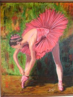 pinturas oleo bailarinas ballet pictures kootation