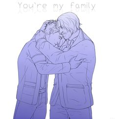 Detroit become human Hank and Connor By: cryingadenium