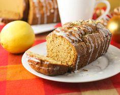 Lemon Glazed Eggnog Loaf   THE BEST POUND / LOAF CAKE RECIPES YOU SIMPLY MUST HAVE