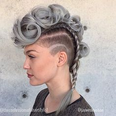 "1,091 Likes, 56 Comments - #BuzzCutFeed (@buzzcutfeed) on Instagram: ""Stylin & Profilin !!! Thanks @theconfessionsofahairstylist @jaywesleyolson #UCFeed #Undercut…"""