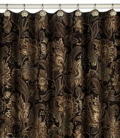 Delightful Fleur De Lis Shower Curtains Are Very Popular Patters In Most Modern  Products