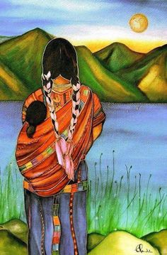 Sometimes I go about pitying myself, and all the while I am being carried across the sky by beautiful clouds.  Ojibway proverb Native American Artwork, Native American Artists, American Indian Art, Peruvian Art, Southwestern Art, Mexico Art, Spirited Art, Historical Art, Cool Paintings