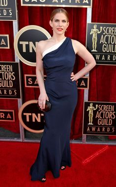Anna Chlumsky from 2014 SAG Awards: Red Carpet Arrivals | E! Online