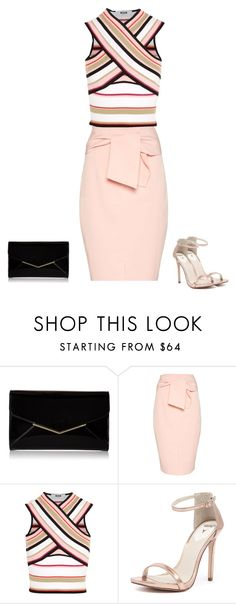 """""""Waiting for spring"""" by lenaick on Polyvore featuring Furla, Topshop, MSGM, Windsor Smith, women's clothing, women, female, woman, misses and juniors"""