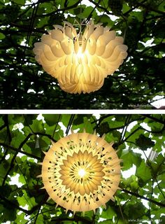 [kmall24]韓紙の天井ランプ