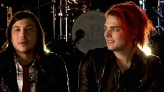 #wattpad #fanfiction just some pictures that totally prove frerard was real, we all shipped it don't deny it yolo my frendz  [frerard was real and you all know it and shipped it]