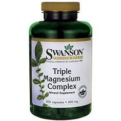 Promotes strong muscles and bones, cardiovascular health and nervous system function Features magnesium oxide, citrate and aspartate for maximum bioavailability Delivers a full day's supply of this vital mineral Available from http://agelesspills.com/