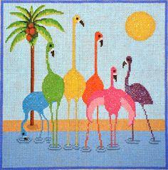 Love Flamingo's:)