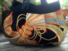 OBi / Kimono / Bag / BK786 Gorgeous Pattern by RummyHandmade