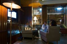 Cafetería HD: retro lounge en Argüelles http://www.grupolamusa.com/cafeteria-hd