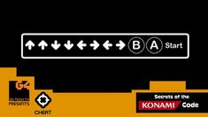 - The Secrets of the Konami Kode Video Game Facts, Cheating, The Secret, Coding, Games, Gaming, Plays, Game, Toys
