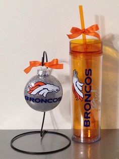 A personal favorite from my Etsy shop https://www.etsy.com/listing/262020098/denver-broncos-tumbler