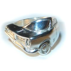 HK Monaro Wrap around ring. Killer design. Designed by Karen Ryder and RPM Jewellery.