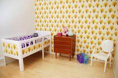 Vintage/Eclectic Nursery