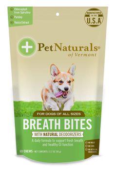 Pet Naturals Breath Bites
