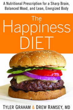 A bad diet of sugar, bad fat, and processed junk can actually affect your brain - making you depressed, anxious, and can even cause dementia. Eat healthy be happy!