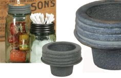 Home Décor: Decor Steals - Shabby Chic, Industrial Decor, French Country Just bought these!