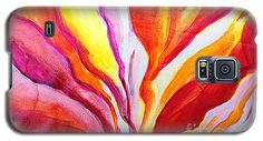 Color Explosion 10 Galaxy S5 Case by Gale Patterson.