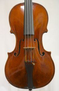 1750-1760 Nicolo Gagliano violin is available for trial and purchase. Strong, rich, warm tone.