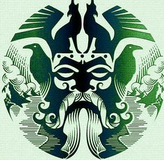 Odin Symbol: Best Viking Symbols that call up Odin's supreme power - Odin Symbol: Best Viking Symbols that call up Odin's supreme power In Norse mythology, Odin was t - Norse Tattoo, Celtic Tattoos, Viking Tattoos, Wiccan Tattoos, Inca Tattoo, Indian Tattoos, Thai Tattoo, Maori Tattoos, Tribal Tattoos