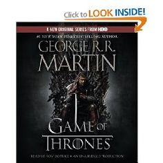 A Game of Thrones: A Song of Ice and Fire: Book One $29.70