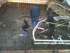 Stay tuned to see what the Aqua Doctor is building right now in Chatham, NJ