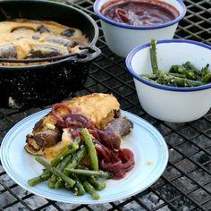 Toad in the hole SA style created by Teresa Ulyate #freshlyblogged #recipe #picknpay