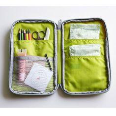 Travel Passport Credit ID Card Document Holder Case Bag Organizer Wallet Purse #Agptek