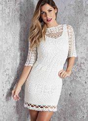 Vestido Reveilon Estilo • Círculo S/A