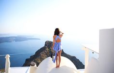 A GUIDE TO SANTORINI | WHERE TO STAY | The Tia Fox
