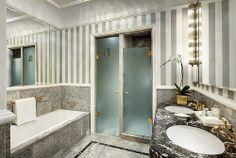 The St. Regis New York—Guest Room Bathroom