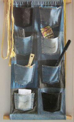 jeans pockets organizer