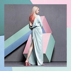 Fashion Trend: Pretty in Pastell   Harper's BAZAAR