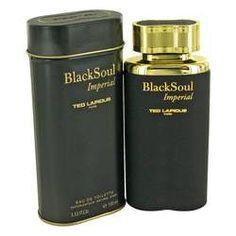 Black Soul Imperial Eau De Toilette Spray By Ted Lapidus