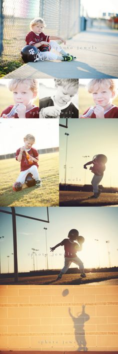 boy photo shoot, five year old boy, five years old, football, aggies, college football, photo jewels