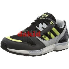 adidas Originals ZX 8000 · nr kat.: D65462 · kolor: black1/peacit/peagre